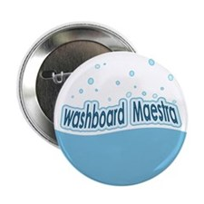 Washboard Maestra Button