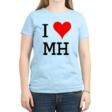 I Love MH T-Shirt