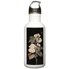Apple Flowers painting Water Bottle