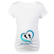 Heart Baby prints B Shirt