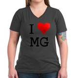 I Love MG Shirt