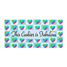 Sweet Cashier Beach Towel