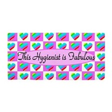 Hygienist Love Beach Towel