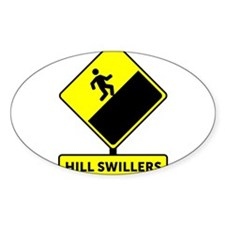 Hill Swillers 2014 - Front Decal