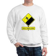Hill Swillers 2014 - Front Sweatshirt