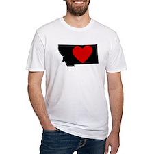 Montana Heart T-Shirt