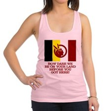 AIM (How Dare We) Racerback Tank Top