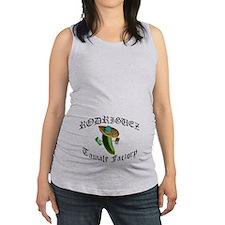 Rodriguez Tamale Factory Maternity Tank Top