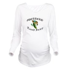 Guerrero light Long Sleeve Maternity T-Shirt