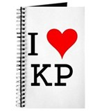 I Love KP Journal