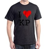 I Love KP T-Shirt