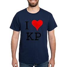 I Love KP T-Shirt