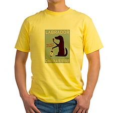Labrador Chocolate Stout T-Shirt