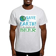 ART Earth beer T-Shirt