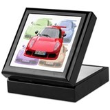 ...Car Crazy... Keepsake Box