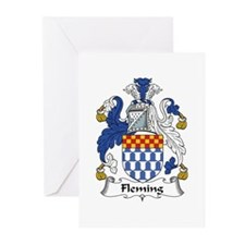 Fleming Greeting Cards (Pk of 10)