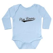 Pico Rivera, Retro, Body Suit