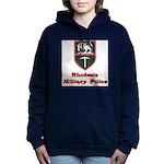 Rhodesia Military Police Women's Hooded Sweatshirt