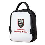 Rhodesia Military Police Neoprene Lunch Bag