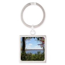 Reservoir Nature Scenery Keychains
