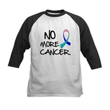 No More Thyroid Cancer Baseball Jersey