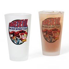 Daredevil: Man without Fear Drinking Glass