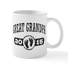 Great Grandpa 2015 Small Mug