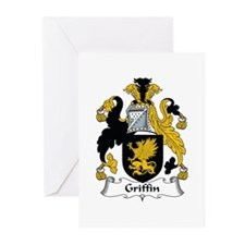 Griffin II Greeting Cards (Pk of 10)