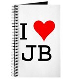 I Love JB Journal