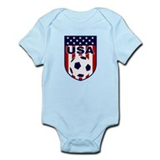 USA soccer Body Suit