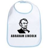 Abraham Lincoln Bib