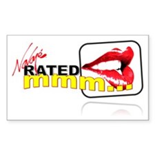 Rated mmm Designs Decal