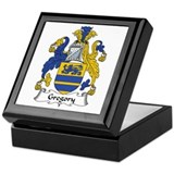 Gregory Keepsake Box