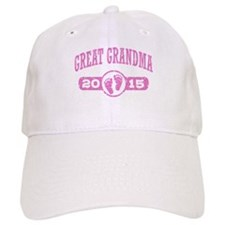 Great Grandma 2015 Baseball Cap