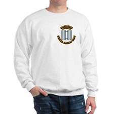 Navy - Lieutenant - O-3 - Retired Text Sweatshirt
