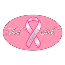 Cute Cancer awareness Decal