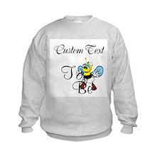 Personalized To Bee Sweatshirt