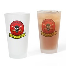 Outcasts Drinking Glass
