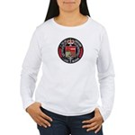Belgian Police Women's Long Sleeve T-Shirt