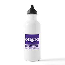Iroquois Flag Water Bottle