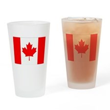 Canada Flag Gifts Drinking Glass