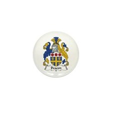 Deacon Mini Button (100 pack)