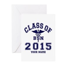 Class Of 2015 BSN Greeting Cards (Pk of 10)