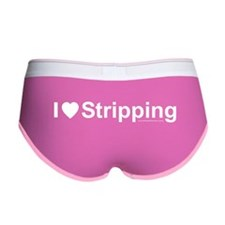 Stripping Women's Boy Brief