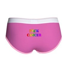 Funny Cancer Women's Boy Brief
