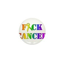 Cute Cancer Mini Button (100 pack)