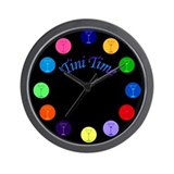 'tini time Wall Clock