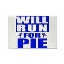 Run for Pie (Blue) Magnets