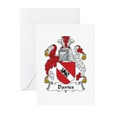 Davies Greeting Cards (Pk of 10)