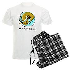 Year of the Ox Pajamas